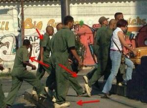 presos militres