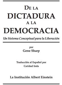 DICTADURA A LA DEMOCRACIA